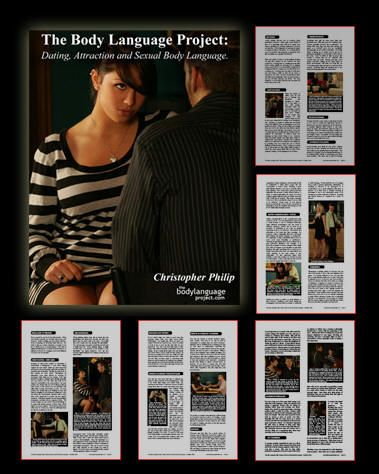 Body language project dating attraction and sexual body language