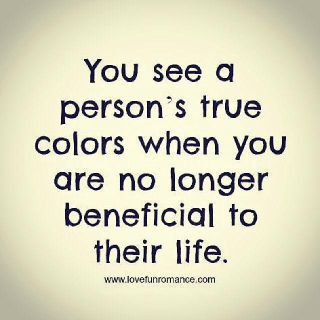 Truth Moment.. คุณจะได้ธาตุแท้ของคน ในยามที่คุณไม่ได้มีประโยชน์อะไรแล้วต่อชีวิตของพวกเขา #skincareforbloodtype #manomai #madeinthailand
