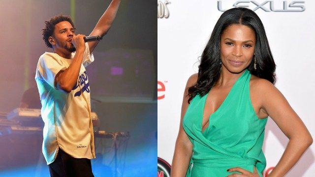 "In May 2016, Nia Long responded publicly to interviewer Larry King, about J. Cole's shout-out to her, Lisa Bonet, Sade, Aaliyah and heck, even to 'Fresh Prince's Aunt Viv 1, in his explicit 2014 song, ""No Role Modelz."" The North Carolina rapper sings: ""My only regret was too young for Nia Long."" ""He's really not too young,"" Long replied. ""He just doesn't know it."" I've never heard the song (thanks, Google lyrics search)"