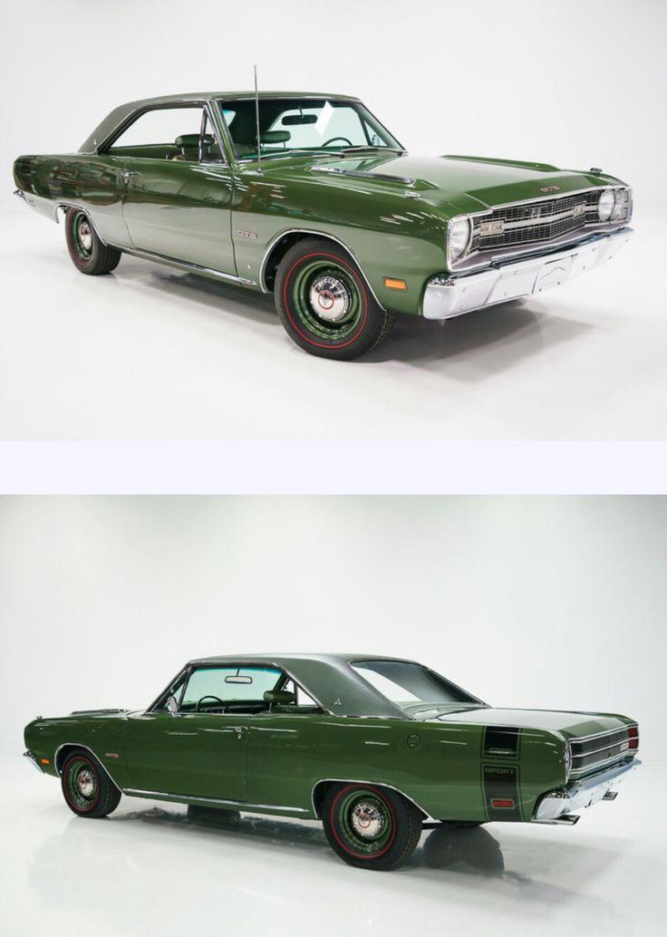 1969 Dart GTS 383                                                                                                                                                                                 More