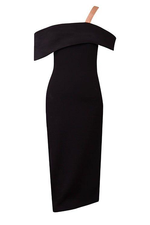 Ginger & Smart - Rendition Off Shoulder Dress