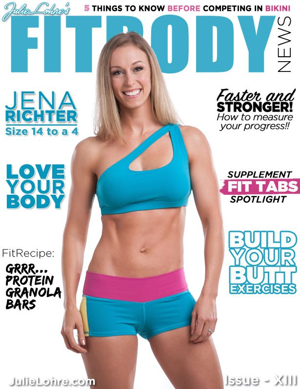 Free Women's Health Magazine - FITBODY News Magazine for Women