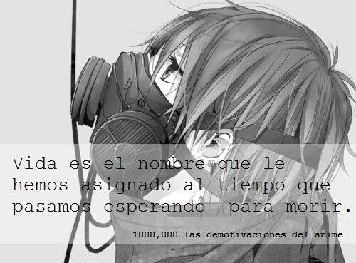 Frase anime, 1000,000 las des motivaciones del anime