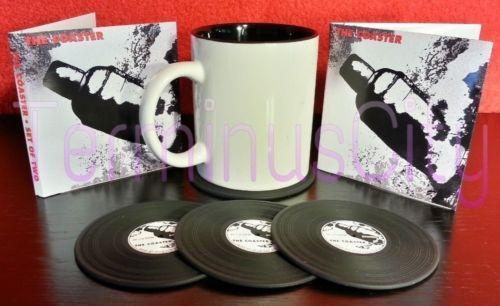 Record Coasters Set - (Set of 4)