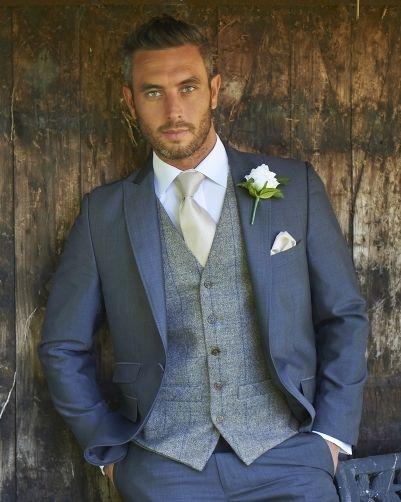 The 25 best Men wedding suits ideas on Pinterest  Men wedding outfits Tweed wedding and Groom
