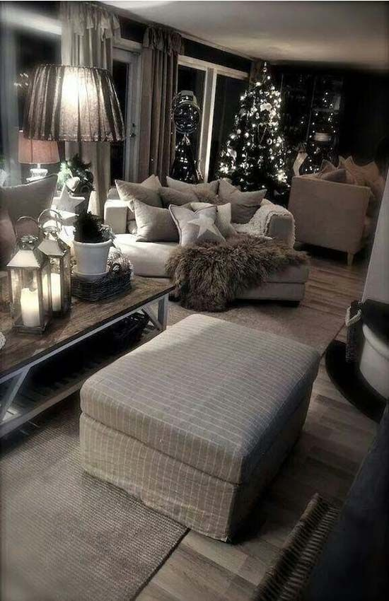 60 amazing farmhouse style living room design ideas   living area ...