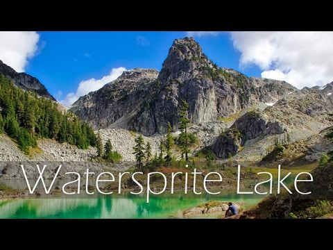Watersprite Lake in Squamish is a crystal clear, turquoise lake framed by dramatic peaks. It is one of the most awe-inspiring hikes around.