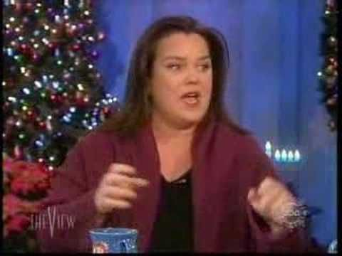 Trump is going to regret mentioning Rosie O'Donnell last night because she's back and she's PISSED