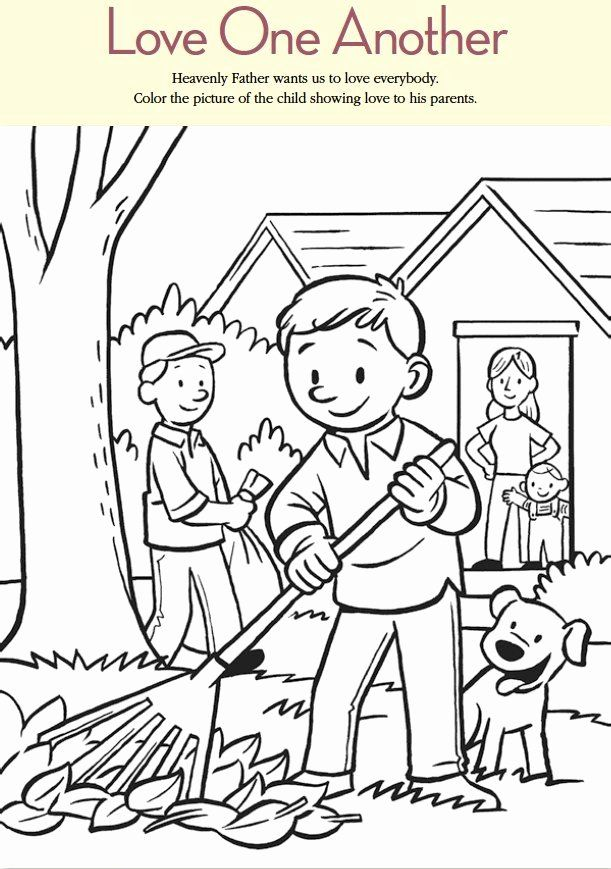 32 Love One Another Coloring Page In 2020 Coloring Pages