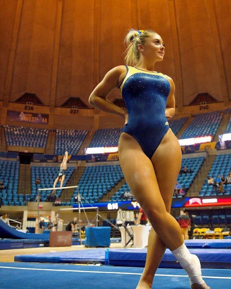 Pin Bruce Symansky Yes Gymnastics Girls Female Athletes Gymnast