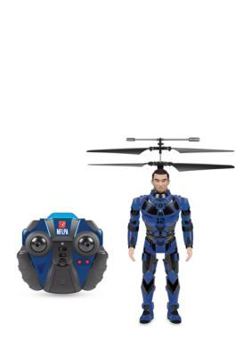 World Tech Toys Nflpa Licensed Andrew Luck Blitzbots 3.5Ch Ir Rc Helicopter - Blue - No Size
