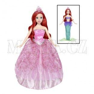 Disney Princezna 2v1 Mattel W1136