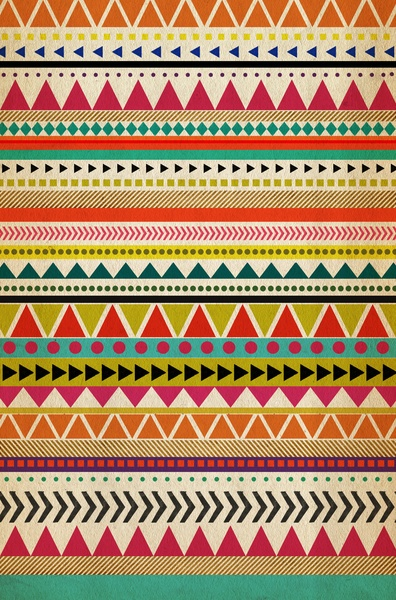 AZTEC Art Print by Allyson Johnson | Society6