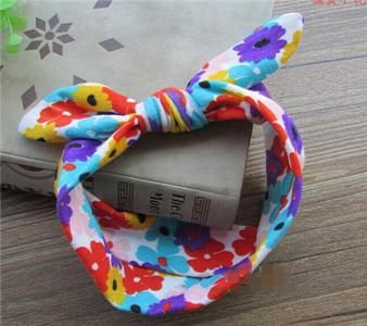 Baby Girls Knotted Amour Headband