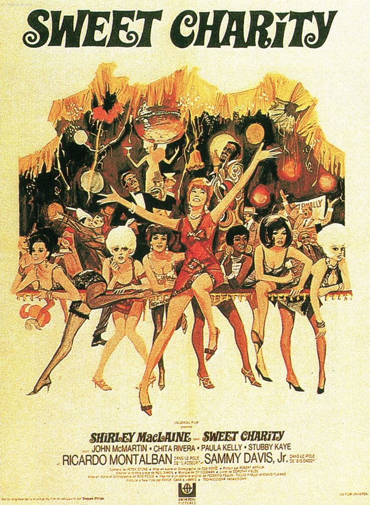Sweet Charity - Bob Fosse
