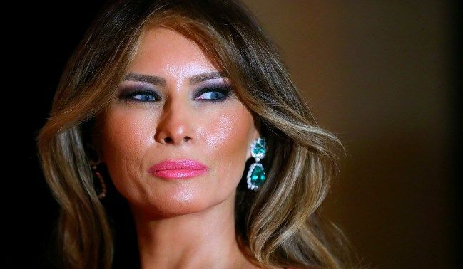 "Don't let The So-Called First Lady Melania Trump fool you, she's just as bad as the rest of the President Trump bunch. Have you ever in your life seen a First Lady do so little?  Melania has no intention of helping Americans or fighting for a cause. She's already bailed on fighting against cyberbullying. Melania believes she is the queen in the Trump ""monarchy."" A Fox News poll uncovered America's true feelings about Melania, and she certainly is no match for former First Lady Michelle…"