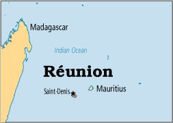 Around the World in 235 Days ~ Day #12 (April 17, 2012): Pray for Réunion (Africa).