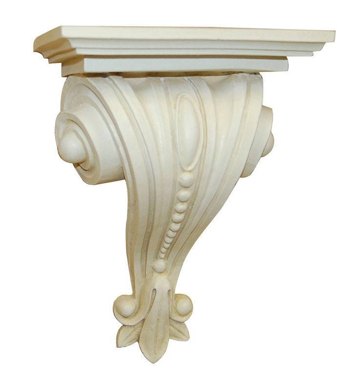 41 Best Images About Corbels Sconces And Scrolls On Pinterest