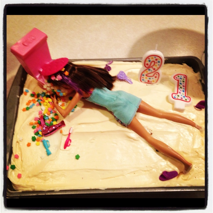 40 Best Images About 21st Birthday Cake Ideas On Pinterest