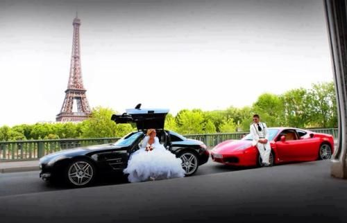 his and her cars. Chris would love this