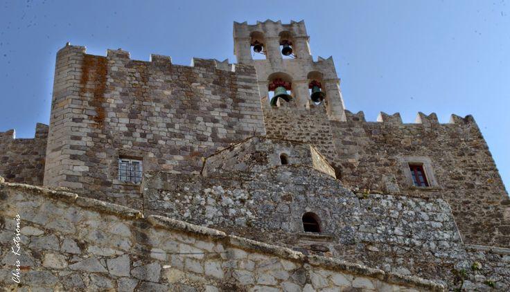 Travel in Clicks: Patmos, St John Monastery