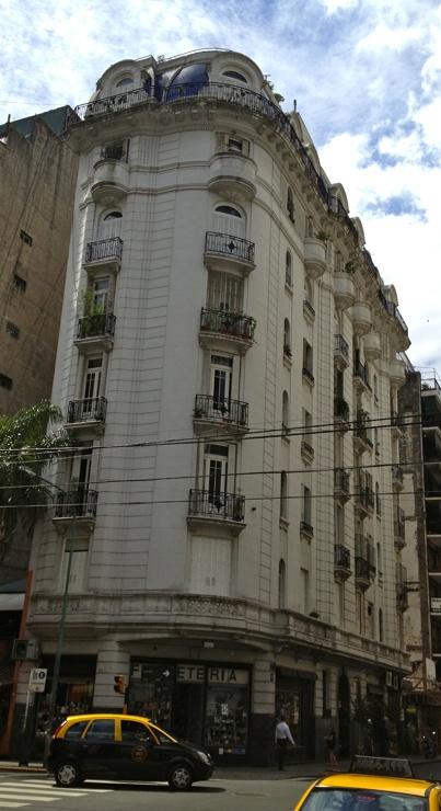 Ayacucho y Arenales. Buenos Aires, Argentina.