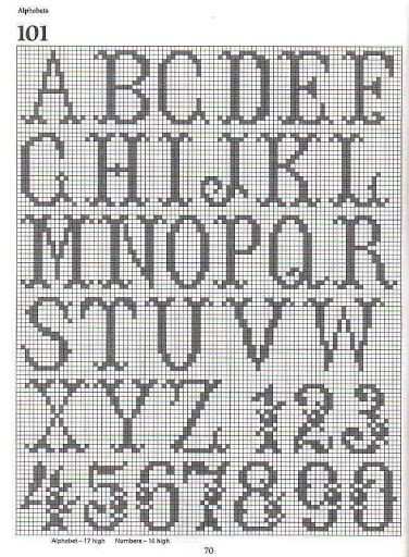 The 65 Best Images About Lettering On Pinterest Cross Stitch