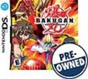 Bakugan: Battle Brawlers — PRE-Owned - Nintendo DS