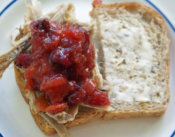 Crab Apple Cranberry Slow Cooker Chutney | 6 cups whole crabapples, stems removed 2 cups fresh or frozen cranberries 1 onion, chopped 2 garlic cloves, crushed 2 cups sugar 1 cup water 1 cup apple cider vinegar 1 tsp – 1 Tbsp. fresh thyme or sage, chopped, or 1 tsp. curry powder or paste Try on PORK