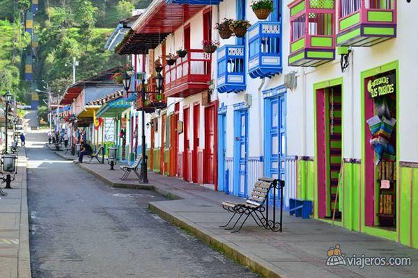 Salento, Colombia.