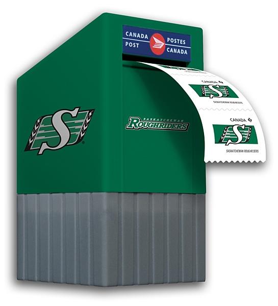 Canada Post - Stamp dispenser
