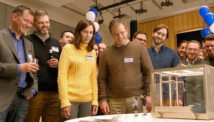 The Trailer Tease For Alexander Payne's Downsizing. Matt Damon Get Shrink In 5-Inches Tall.- 「ネブラスカ」のアレクサンダー・ペイン監督が、マット・デイモンを約13cmの小人に縮小してしまった社会風刺のSFドラメディ「ダウンサイジング」の縮小した予告編を初公開 - - 映画 エンタメ セレブ & テレビ の 情報 ニュース from CIA Movie News / CIA こちら映画中央情報局です