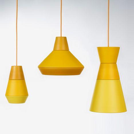 ILI-ILI lamps by Grupa