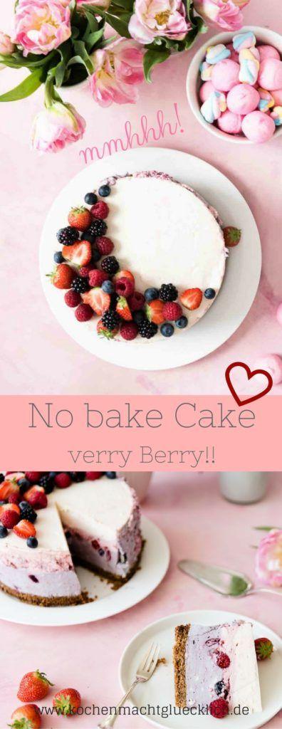 Wer denkt bei Temperaturen über 24 Grad auch sofort an Kühlschranktorten? Oder, was noch viel schicker klingt, an No bake Cake?