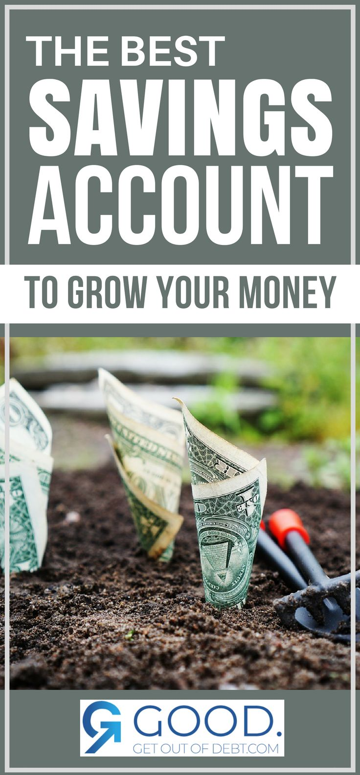 Use this guide to find the high-interest saving account that best meets your needs.| http://getoutofdebt.com/best-saving-accounts/?utm_source=pin