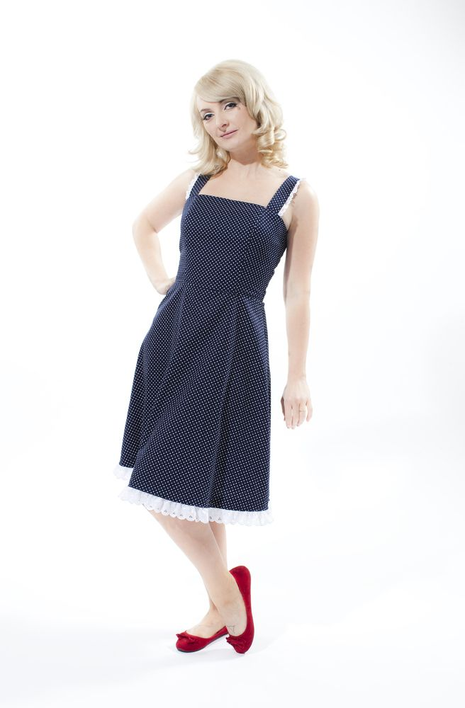 'Kitty' dress by Peta Pledger