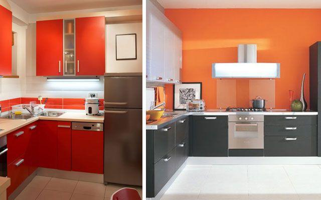 1000 ideas sobre cocina en forma de l en pinterest - Cocinas pequenas en l ...