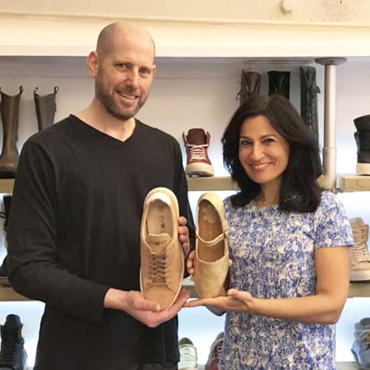 Join Po-Zu.com at our Fashion Revolution Open Day at Po-Zu HQ... (click the link in our profile)  Come to our open day on Friday 28th April at 2pm, we will be talking to you about how we make our shoes.  Meet Po-Zu's founder, Sven Segal and our new Managing Director, Safia Minney. We will share with you behind the scenes of Po-Zu and our SS17. How we make our beautiful shoes ethically in Portugal, including the new Star Wars™ | Po-Zu collaboration.