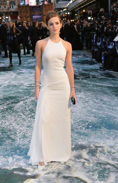 Emma Watson Photos: 'Noah' Premieres in London