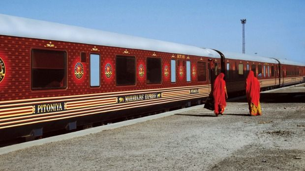 The Maharajas' Express. - India