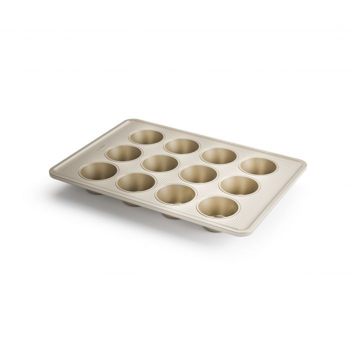 Non Stick Pro 12 Cup Muffin Pan Food On Sticks Muffins Muffin Pans
