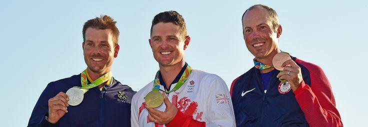Die Sieger im Golf auf der Olympiade in Rio de Janeiro 2016 stehen fest!