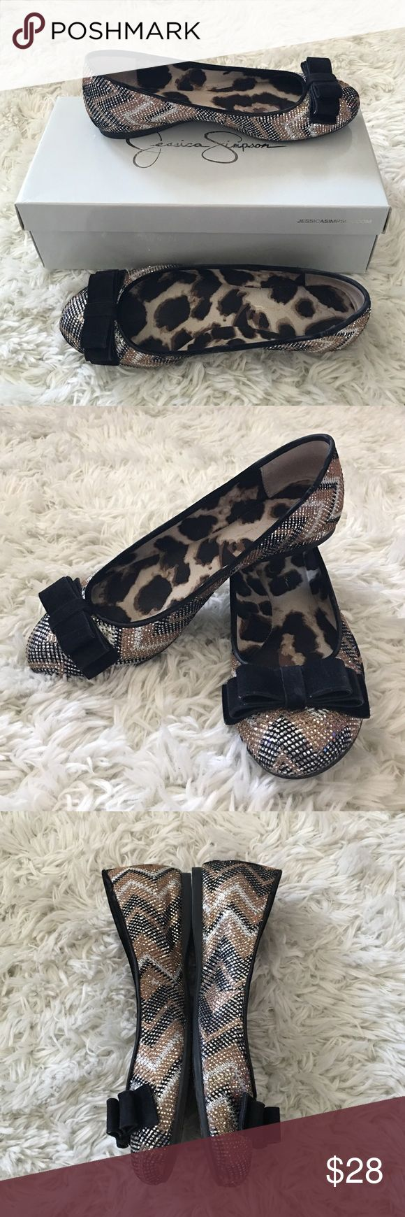 Jessica Simpson Flat shoes Comfortable flats for parties Jessica Simpson Jessica Simpson Shoes Flats & Loafers