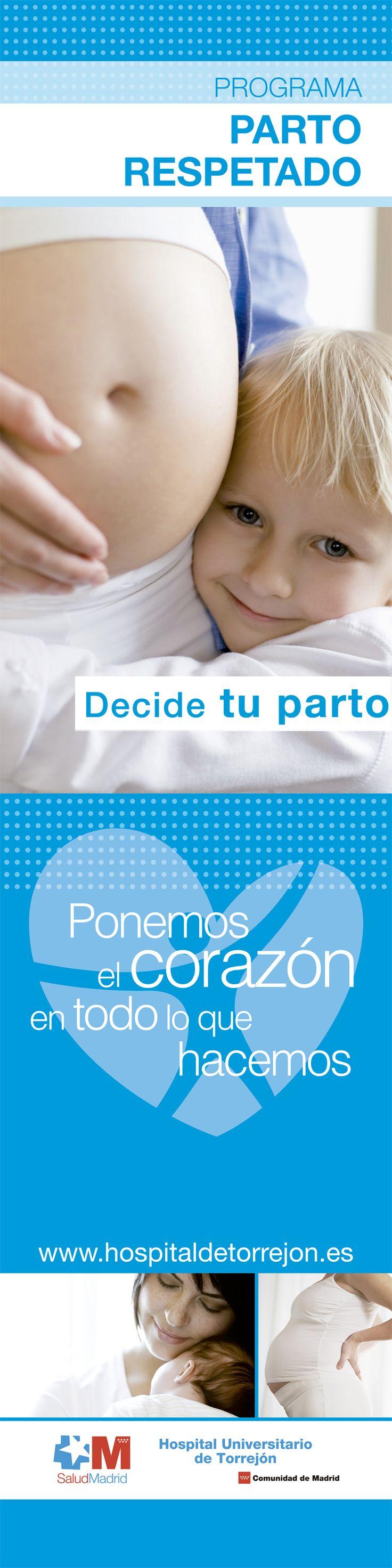 Programa Parto Respetado Hospital Torrejón