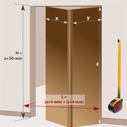 Les 25 meilleures id es de la cat gorie porte pliante sur pinterest porte p - Comment fermer une piece sans porte ...