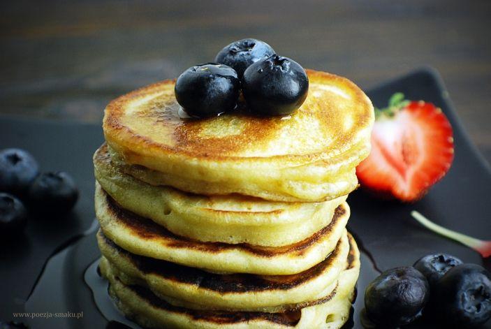 Pancakes - naleśniki amerykańskie