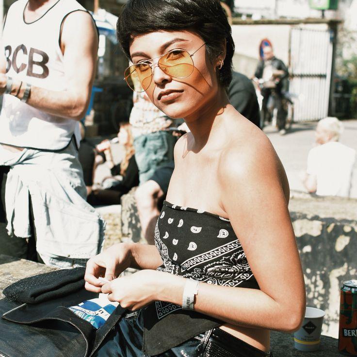 Berlin Alternative Fashionweek at Halle am Berghain   #streetstyle #black #white #berlin #berghain #streetwear #urban #unisex #casual #artistic #rave #raver #fashionweek #portrait