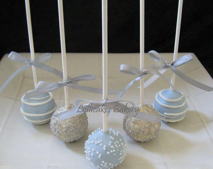 Favores de la boda: Premium Pops pastel de bodas, mesa dulce, Candy Station, favores de la boda, 1 docena
