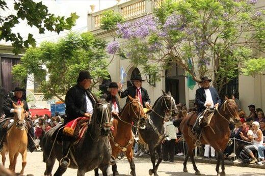Dia de la tradicion - 10th November  Beunos Aires San Antonio de Areco