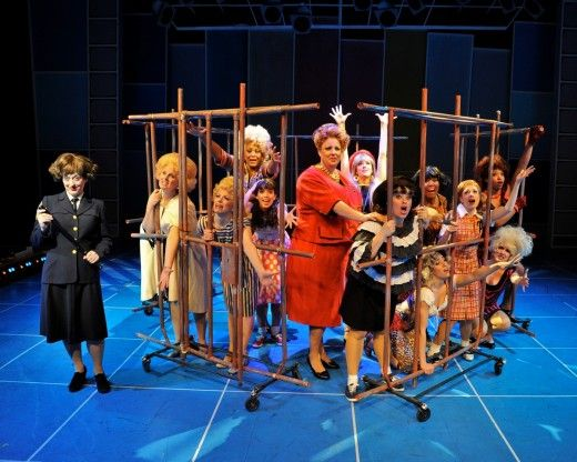 hairspray musical big dollhouse - Bing Images